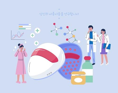 식품의약품안전처와 산업통상자원부 국가기술표준원은 LED마스크에 대한 공통 안전기준을 새롭게 마련했다(사진출처=클립아트코리아).